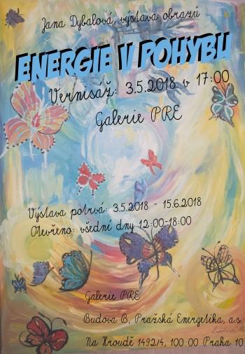Energie v pohybu