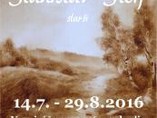 Obrazy a kresby - Stanislav Šteif starší