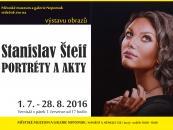 Portréty a akty Stanislava Šteifa