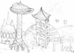 vesmírné budovy - workshop…