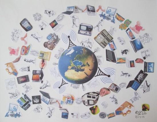 Počítače Země spojte se 130713