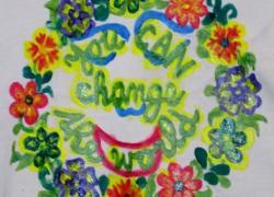 Tričko Můžeš změnit…