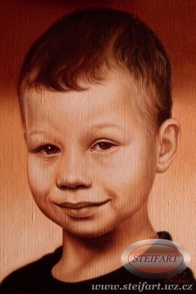 Malý chlapec