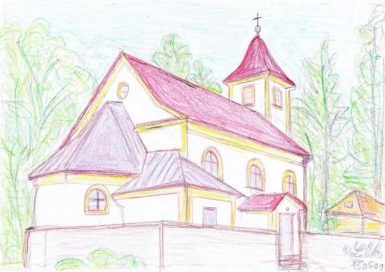 obr Kostel v Křižánkách (c)L.Ur 150522