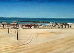 Pláž TEL AVIV