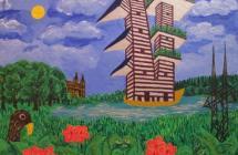 V-Tower u Ratmírov 3V