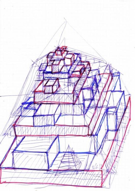pyramida b