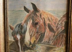 Malba koní v mých 14…