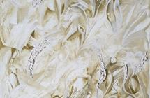 Fantazie Akryl na plátně + reliéf 50x40cm