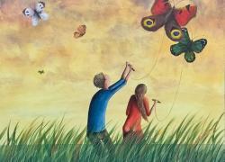 Pouštění motýlů