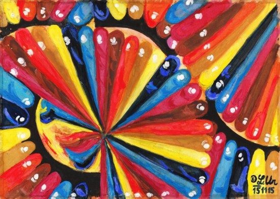 Maluju proti teroru