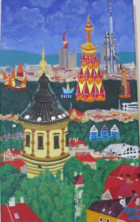 Praha budoucnosti - díl s žižkovem